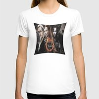 legolas T-shirts featuring kili,legolas,tauriel,the hobbit,lord of the rings by ira gora