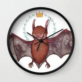 Bad Omens - Bat Wall Clock