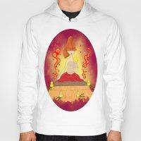 meditation Hoodies featuring Meditation by KeijKidz