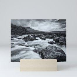 River Sligachan Mini Art Print