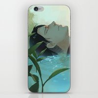 levi iPhone & iPod Skins featuring The dreamer (Levi, SnK) by sushishishi