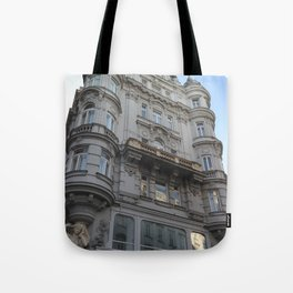 Magasin Channel, Vienne Tote Bag