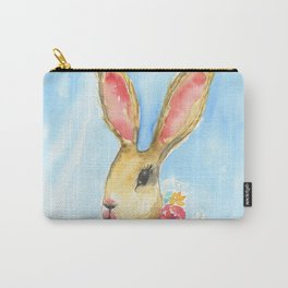 Harietta the Hare Carry-All Pouch