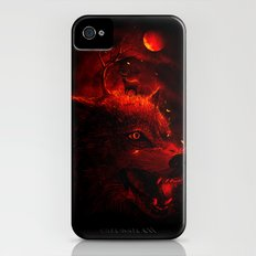 Red Dream Slim Case iPhone (4, 4s)