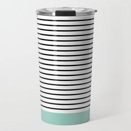 Line Edition blue Travel Mug