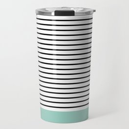 Line Edition blue Travel Mug