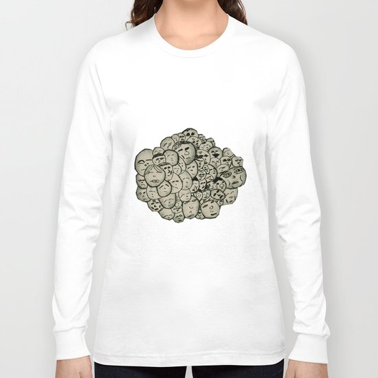 People Vs. Urban Living Long Sleeve T-shirt
