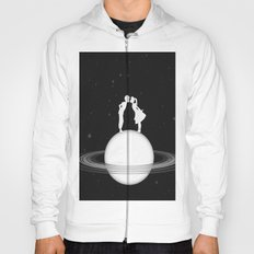 Love on Saturn Hoody