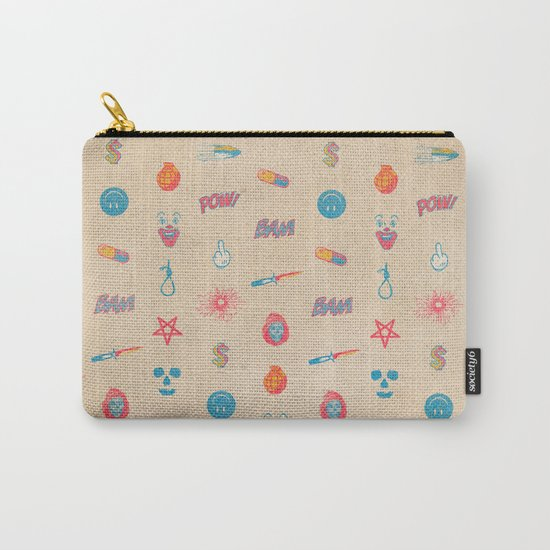HURTFUL  Carry-All Pouch