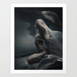 Unnr Art Print