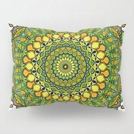 Mandala Fortuna Pillow Sham