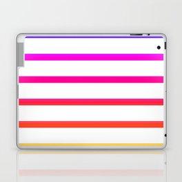 Warm lines Laptop & iPad Skin