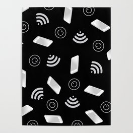 Techy Wi-Fi Poster
