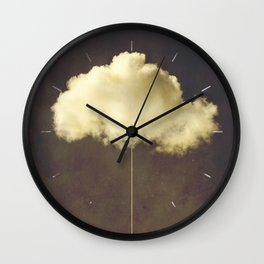 Im a cloud stealer Wall Clock