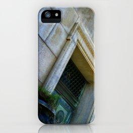 The Last Door iPhone Case