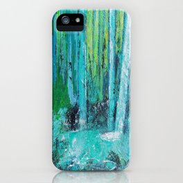 """""""Waiting for you since long"""" (Beautiful Painting) iPhone Case"""