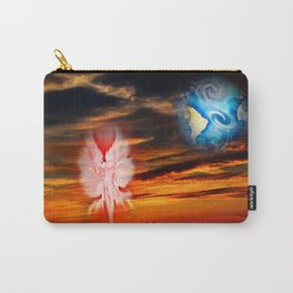 Mystical world,  heavenly apparition Carry-All Pouch