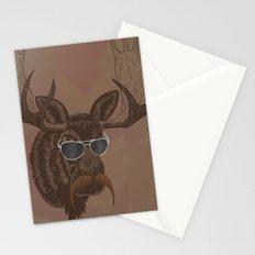 Mr. Moose Stationery Cards
