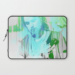 The Mandolin Player Laptop Sleeve