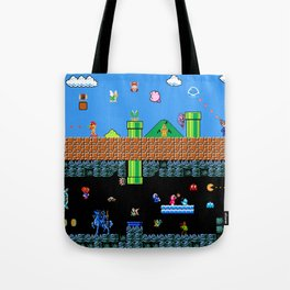The Great Sprite Battle Tote Bag