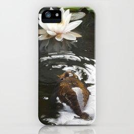 Koi 1 iPhone Case