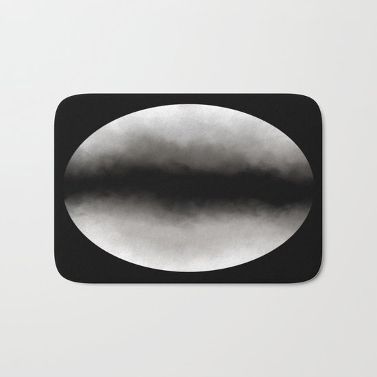 Into The Void Bath Mat