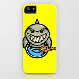 Spike the Shark iPhone Case