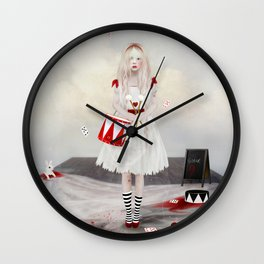thirteen Wall Clock
