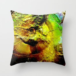Specimen VII Throw Pillow