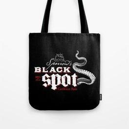 Sparrow's Black Spot Rum Tote Bag
