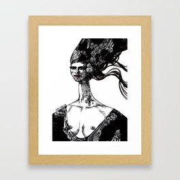 Ode to a Master Framed Art Print