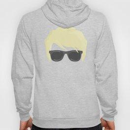 Blonde bloke with sunglasses Hoody