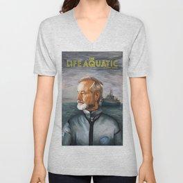 The Life Aquatic with Steve Zissou Unisex V-Neck