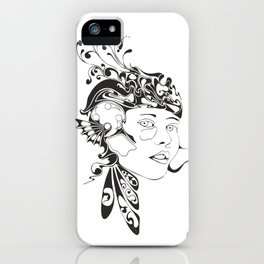 She iPhone Case