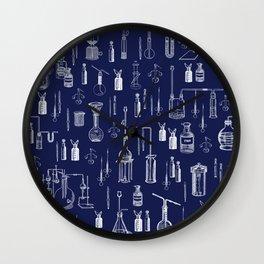 MAD SCIENCE 5 Wall Clock