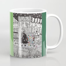 After Hours at the Christmas Market Coffee Mug