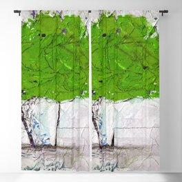 A Bouquet Of Flowers No.6j by Kathy Morton Stanion Blackout Curtain