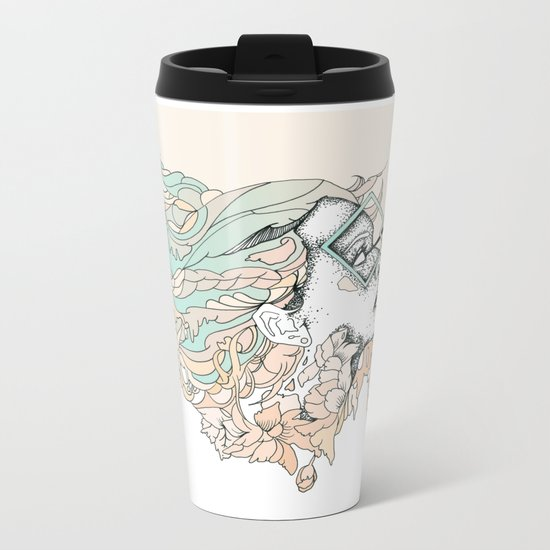 P L U M Metal Travel Mug