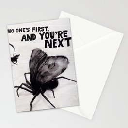 Modest Mouse - No One's First And No You're Next Stationery Cards