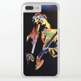 Derek & Susan Clear iPhone Case