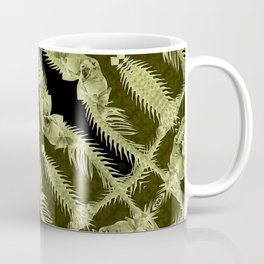 Exclusive Ornament Collage Artwork Coffee Mug