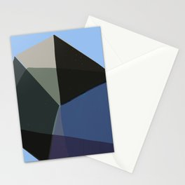 Classic Blue 1 Stationery Cards