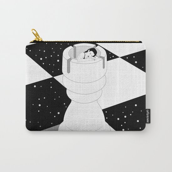 Waiting for love Carry-All Pouch