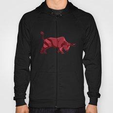 Origami Bull Hoody
