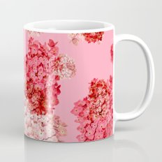 hydrangea (doubled) Coffee Mug