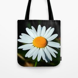 Simple Daisy Tote Bag