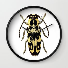 Longicorn Beetle Wall Clock