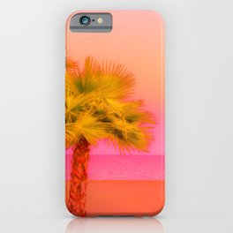 I Love Summer iPhone Case