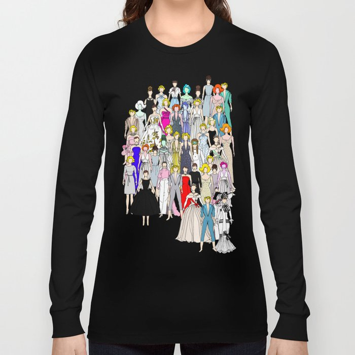 Tokyo Punks Two Long Sleeve T-shirt
