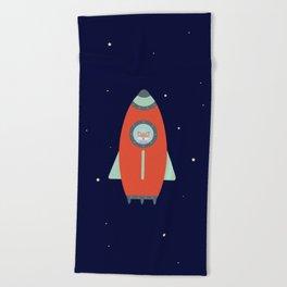 Fox Rocket Beach Towel